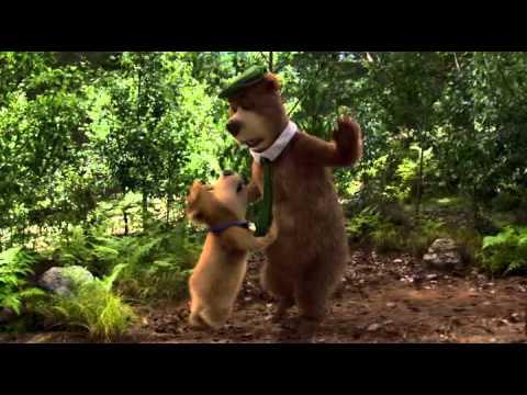 Мультфильм медведь йоги смотреть