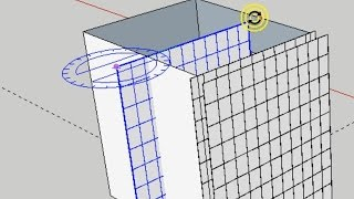 SketchUp раскладка плитки за 5 минут!!! SketchUp layout of the tiles in 5 minutes!!