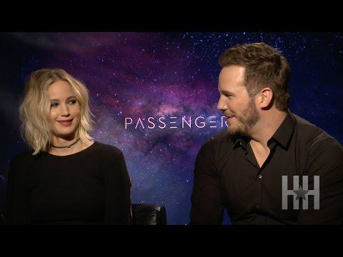 "Jennifer Lawrence On Chris Pratt: ""He's A Real A**hole"""