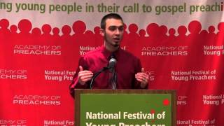 Ben Aich, 2014 National Festival of Young Preachers