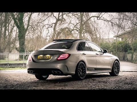 Mercedes AMG C63 S Edition 1 | JOYRIDE!!!