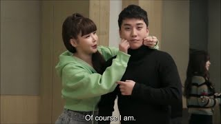 Park Bom (박봄) Scene Cut 1 (yg Future Strategy Office) Eng Sub Hd