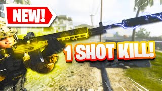 THE NEW ASSAULT RIFLE.. 1 SHOT KILLS! - BEST EBR-14 CLASS MODERN WARFARE! (Best Class Setups COD MW)