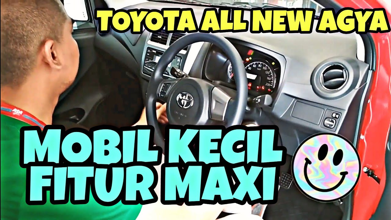 New Agya G Manual Trd All Kijang Innova 2.4 V A/t Diesel Lux Review 1 2 Sportivo 2017 Youtube
