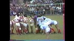 Rugby Lombez Samatan Castelnaudary 80's