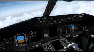 777 Tutorial Engine Compact Display UPPER EICAS