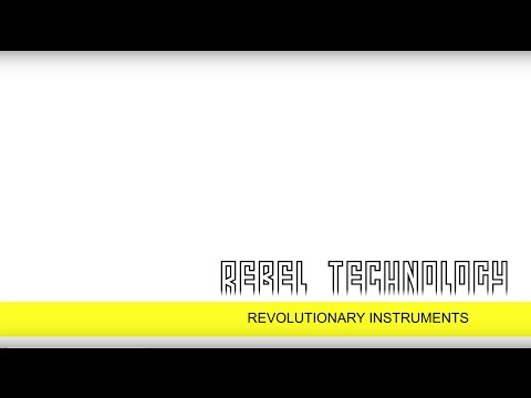 Rebel Technology Algorithmic Beats Tutorial