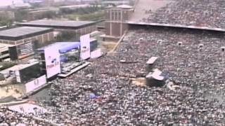 Bon Jovi - Runaway & Heart Of America (Live Farm Aid 1985)