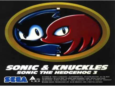 Akinori Minami - Sonic & Knuckles / Sonic The Hedgehog 3