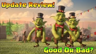 Clash Of Clans Season Challenge Update Is Not Good? - Update Review!