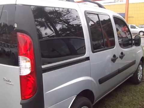 Fiat Doblo 1 8 Mpi Essence 16v 4p Localiza Seminovos Youtube
