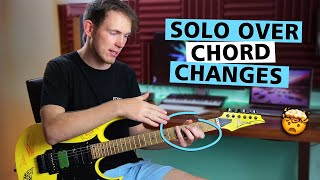 Baixar How To Solo Over Chord Changes & Compliment Chord Tones | John Mayer/Mateus Asato Inspired