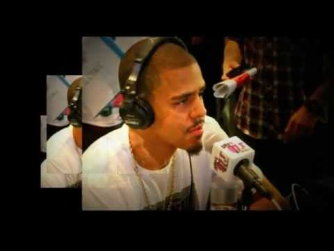 "J.Cole Talks About Diggy Simmons ""Beef"" & Diss Track - YouTube"