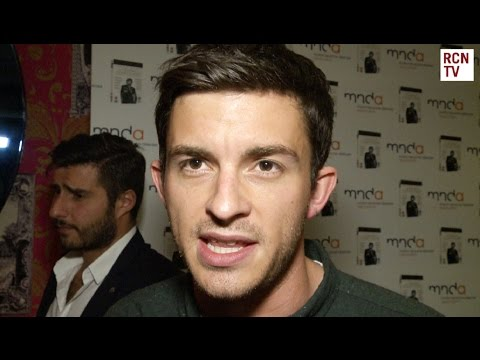 Jonathan Bailey  The Theory of Everything DVD Screening