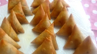 How To Make Samosas For Beginners. A Step By Step Tutorial For First Time Samosa Makers