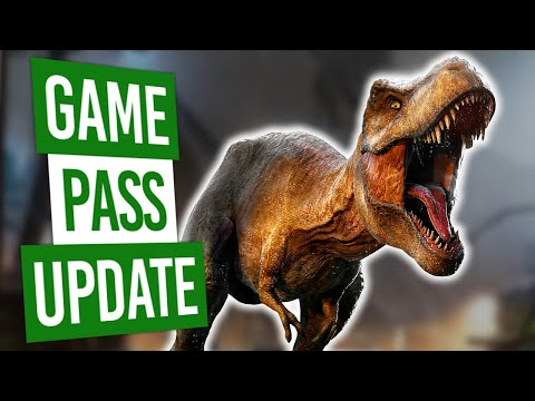 Xbox Game Pass Update | Jurassic World Evolution, The Falconeer, Final Fantasy XII + MORE ADDED