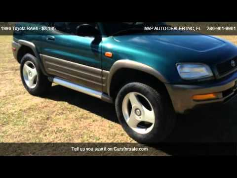 1996 toyota rav4 2 door 4wd for sale in lake city fl. Black Bedroom Furniture Sets. Home Design Ideas
