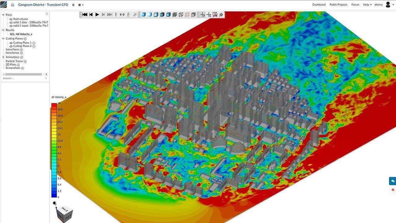 SimScale Releases GPU-based Solver Using Lattice Boltzmann