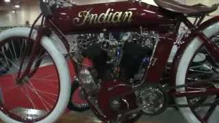 2010 Mid America Las Vegas Vintage Motorcycle Auction Overview
