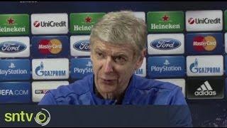 Arsenal really determined to beat Bayern Munich - Wenger | Football News