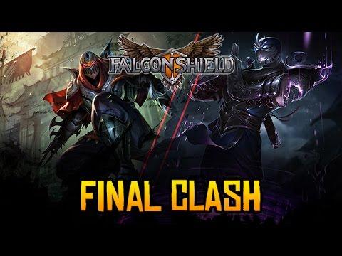 Falconshield - Final Clash (Original Shen vs Zed song!)