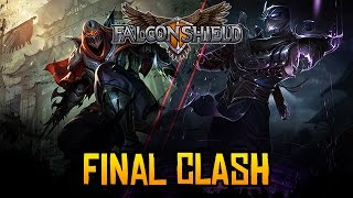 Falconshield - Final Clash (Original Shen vs Zed song!)