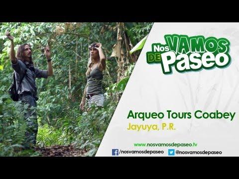 Arqueo Tours Coabey, Jayuya, P.R.