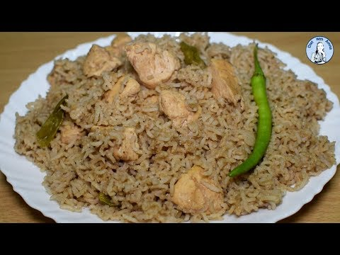 Diet Pulao Recipe | Chicken Yakhni Pulao Recipe | Life With Amna