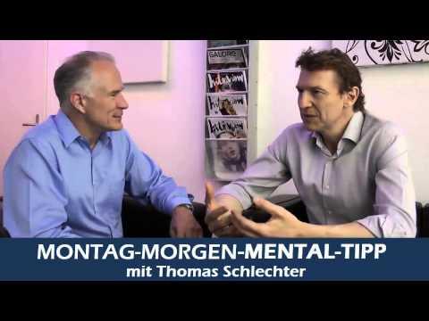 Mentaltipp  Redeangst mit Thomas Friebe