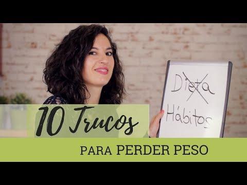 10 TRUCOS PARA ADELGAZAR | Los mejores consejos para perder peso