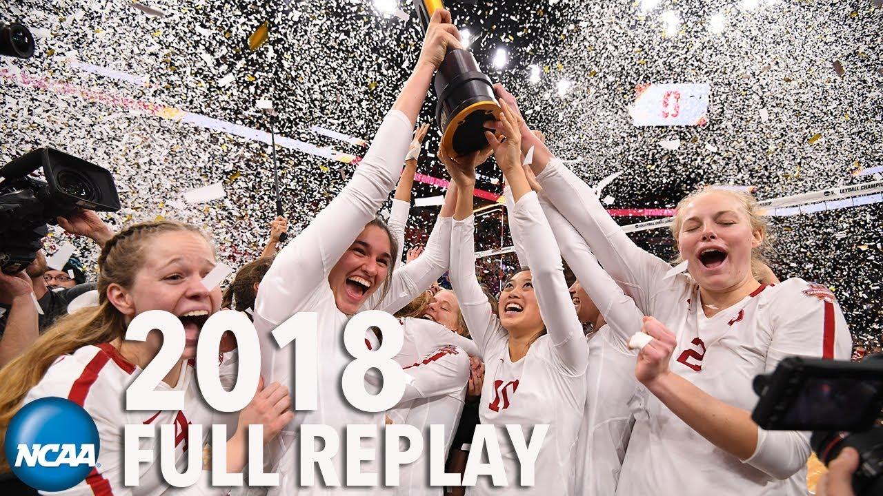 2019 Ncaa Men S Volleyball Championship Long Beach State V Hawaii Youtube