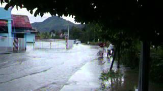 Desborde del Rio Huallaga