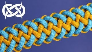 Quick Tut: Ice and Flame Paracord Bracelet