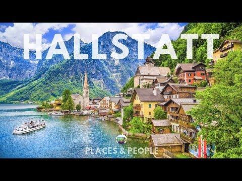 HALLSTATT, Austria's Most Beautiful Lake Town  [ HD ]