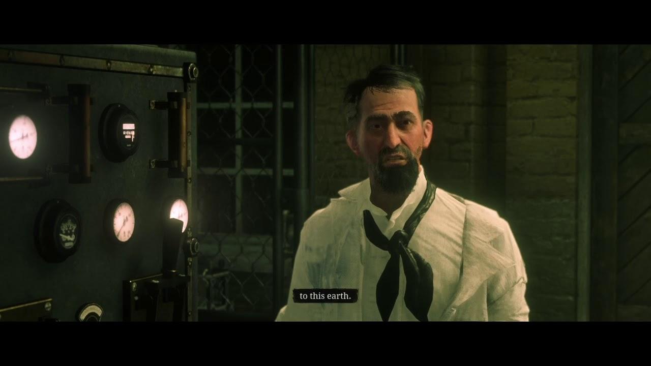 Red Dead Redemption 2 Marko Dragic Creates Life