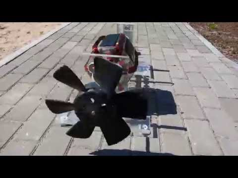 Big and small  Mendocino motors. Большой и малый мендосинский моторы.
