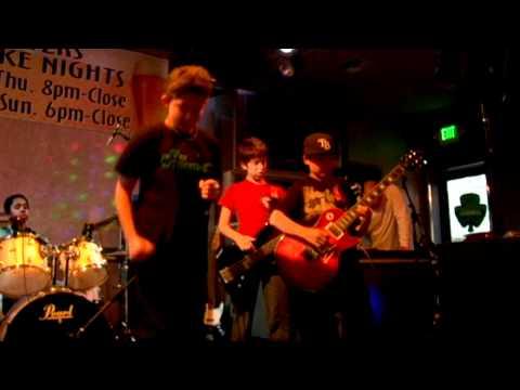 """The Organics """"Woman"""" 3/6/2011 Be Natural Music ~ Real Rock Band"""