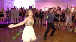 Best Father Daughter Bat Mitzvah Dance