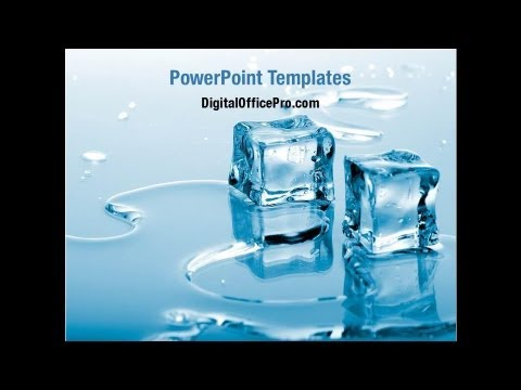 Ice cubes powerpoint template backgrounds digitalofficepro ice cubes powerpoint template backgrounds digitalofficepro 05130 toneelgroepblik Gallery