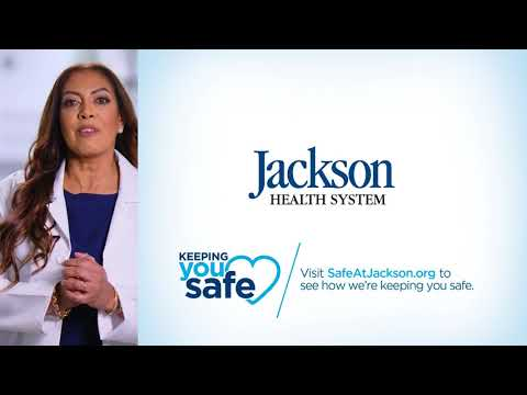Keeping You Safe At Jackson Health System Youtube
