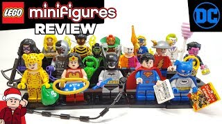 LEGO DC Minifigures Series (71026) Early Review