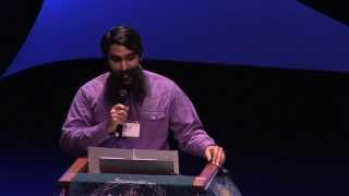 Ashkahn Jahromi (Welcome Speech) - Float Conference 2013