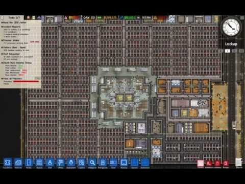 Prison Architect Alpha 32