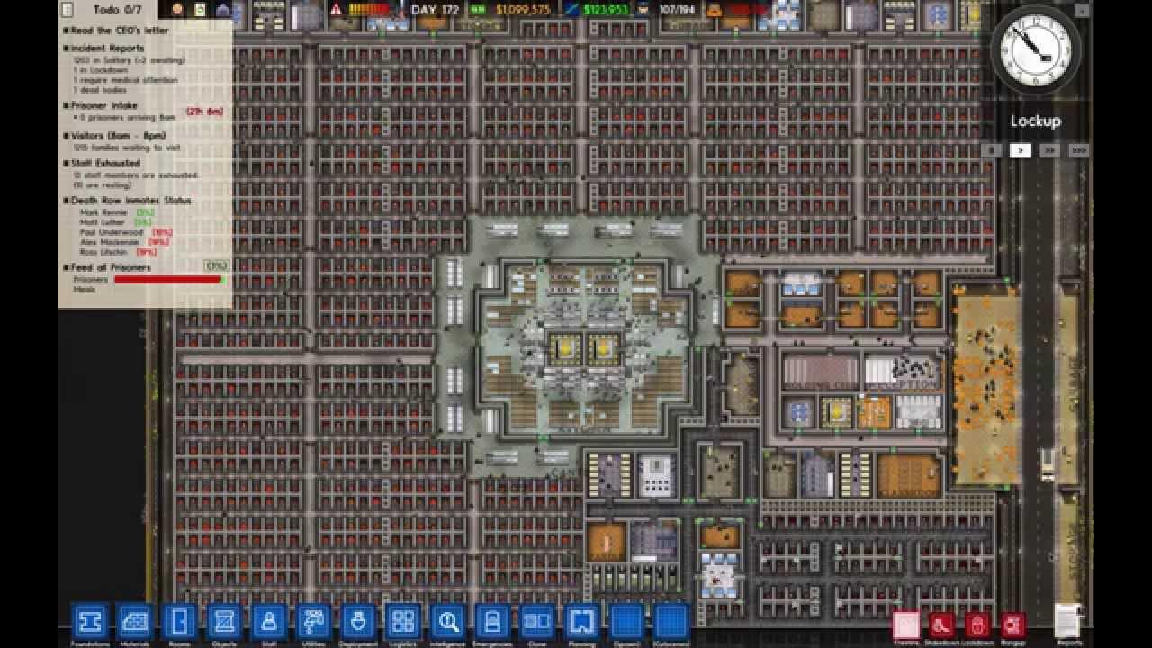 Prison Architect Alpha 32 Youtube