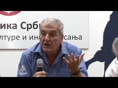 Srbija: Novim zakonom o jeziku ćirilica bi imala prioritet