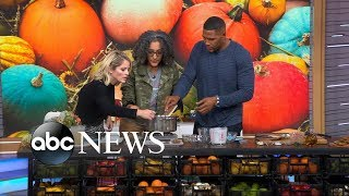 Carla Hall has your perfect recipe for fall
