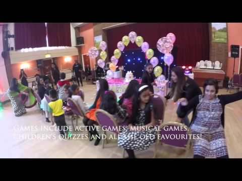 Children's Party - Games, Entertainment, Music and Decor