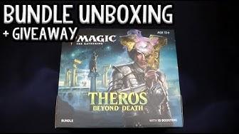 Was für ein Bundle! | Theros Bundle Unboxing + Giveaway