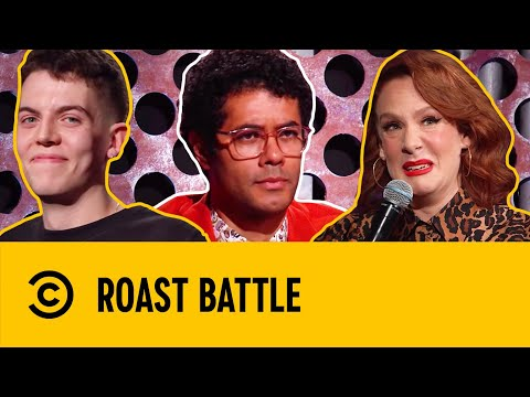'How The F**K Am I Meant To Win This?'   Roast Battle