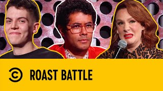 'How The F**K Am I Meant To Win This?' | Roast Battle